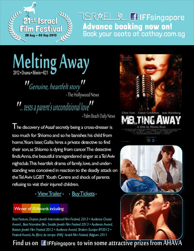 IFF2013 Melting Away